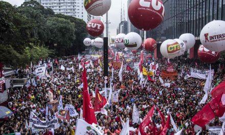 Generalstreik in Brasilien: Mehr als 35 Millionen Menschen beteiligen sich am größten Streik der brasilianischen Geschichte