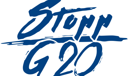 Demokratie statt G20 – Menschenrechtsgruppen richten einen offenen Brief an die Hamburger Bürgerschaft