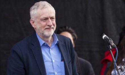 Glückwunsch an Jeremy Corbyn!