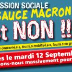 """Macron, der """"neoliberale Monarch"""" – 4 Gute Gründe für Proteste gegen Arbeitsunrecht in Frankreich"""